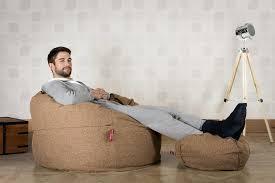 giant memory foam bean bag u2013 fashionalities