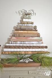christmas christmas tree books diy christmas tree with spindles ideas for christmas christmas