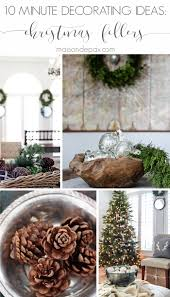 easy christmas decor fillers maison de pax