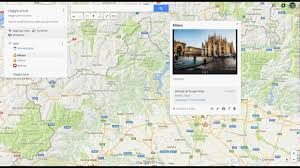 Google Maps Route Planning by Creare Un Itinerario Con Google My Maps Plan A Trip Itinerary