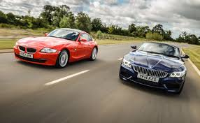 e85 bmw the bmw z4 sure is fast but it s the coupe that ll