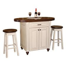 Stools For Kitchen Island Rolling Kitchen Island With Stools Home Design Ideas