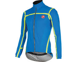 cycling jacket blue castelli pave waterproof cycling jacket clearance merlin cycles