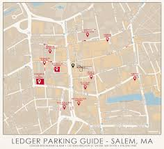 Map Of Salem Massachusetts by Ledger Restaurant U0026 Bar