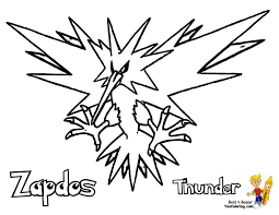 pokemon coloring pages articuno olegandreev me