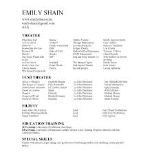 Sample Fitness Instructor Resume Movers Resume Skills Examples Mover Resume Examples Job Resume