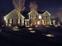 Landscape Lighting Tips Beautiful Looking Landscape Lighting Design Ten Tips For Curb