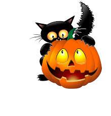 halloween cat png tubes halloween blog de l u0027ile de kahlan