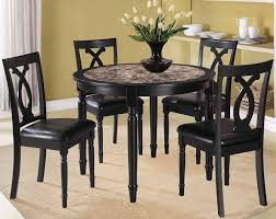 Dfs Dining Tables And Chairs Creative Of Black Wood Dining Table And Chairs Black Leather