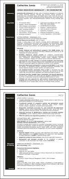 best resume layout hr generalist hr generalist resume template good sle senior exles india