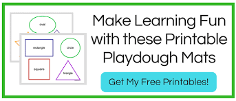 printable playdough recipes two ingredient homemade play dough the melrose family