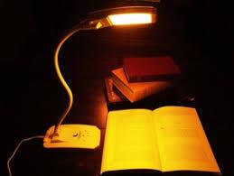 amber led book light somnilight light therapy somnilight sleep blog