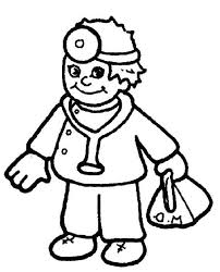 21 coloring page doctor doctors hospital coloring pages and