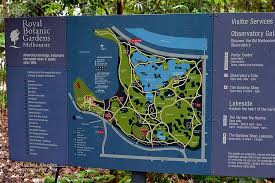 Royal Botanical Gardens Melbourne Map Melbourne Botanical Botanical Garden Photography