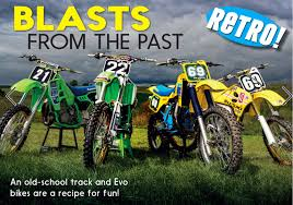 evo motocross bikes new retro special motohead magazine out now motohead