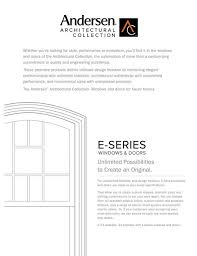 E Unlimited Home Design Product Guides For Professionals