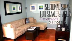 Sectional Sofa For Small Spaces Sectional Sofas For Small Spaces Dimensions And Prices Micro Living