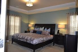 bed master bedroom lighting
