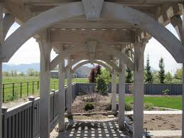 Pergola Gazebo With Adjustable Canopy by Construction Glossary Timber Frame Arbor Pavilion Pergola