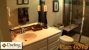 darling homes 6073 floor plan frisco texas youtube