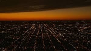 city lights light chicago hd stock 412 183 237
