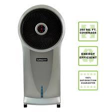 luma comfort 500 cfm 3 speed portable evaporative cooler for 250