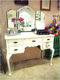 makeup vanity table without mirror makeup table without mirror vinofestdc com