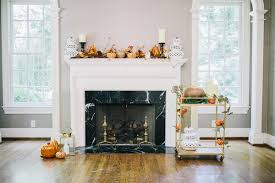 halloween mantel decorating guide