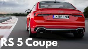 audi rs5 coupe 2017 audi rs 5 coupe 0 to 100 km h 62 1 mph in 3 9 seconds