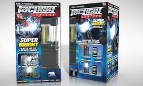 bell howell tac light lantern up to 70 off on bell howell taclight lantern groupon goods