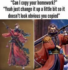 Final Fantasy Memes - ffxiv memes on twitter ffxiv