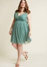 elegance adrift on elegance a line dress in sage modcloth