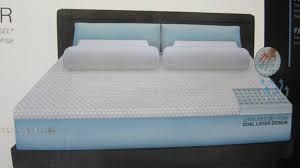amazon com sensorpedic sensorgel 1 5 inch queen memory foam