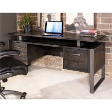 shop office desks for sale rc willey furniture store 64 charcoal modern office desk mar vista