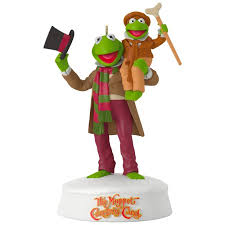 2017 the muppets carol hallmark magic ornament hooked