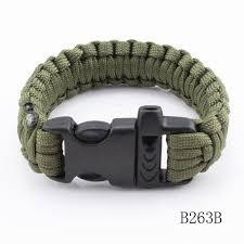 survival bracelet with whistle buckle images Survivor bracelet emergency paracord camping survival parachute jpg