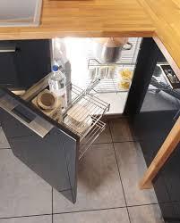 tiroir angle cuisine meuble rangement pour cuisine pratique à tous les prix côté maison