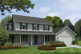 two story home designs home designs american heritage homes