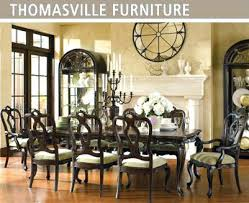 thomasville dining room sets thomasville dining room table rift valley round dining table