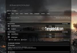 free smf themes templates page 2