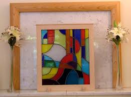 Decorative Fireplace by Decorative Fireplace Screens With Candles Home Design Ideas