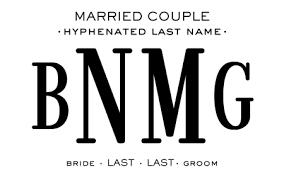 last name monogram monograms 201