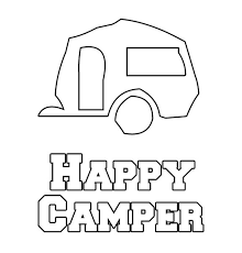 camping coloring pages camping themed coloring pages u2013 kids