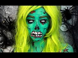 Pop Art Costume Halloween Pop Art Zombie Makeup Tutorial Halloween