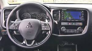 2015 mitsubishi outlander interior 2016 mitsubishi outlander interior youtube
