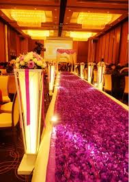 2m lot wedding decoration party decorate polyester rose 3d