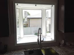 decorating bay windows decoration rukle interior window curtain