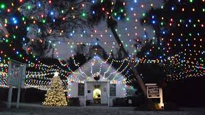 Singing Christmas Tree Lights 25 Best Things To Do In Florida For The Holidays Coastal Living