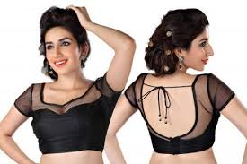 net blouse pattern 2015 designer black net blouse at rs 495 piece designer net blouse