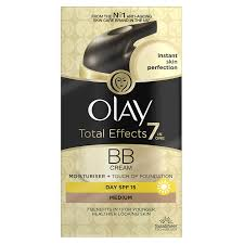 Olay Bb olay total effects anti ageing 7 in 1 bb spf15 for medium